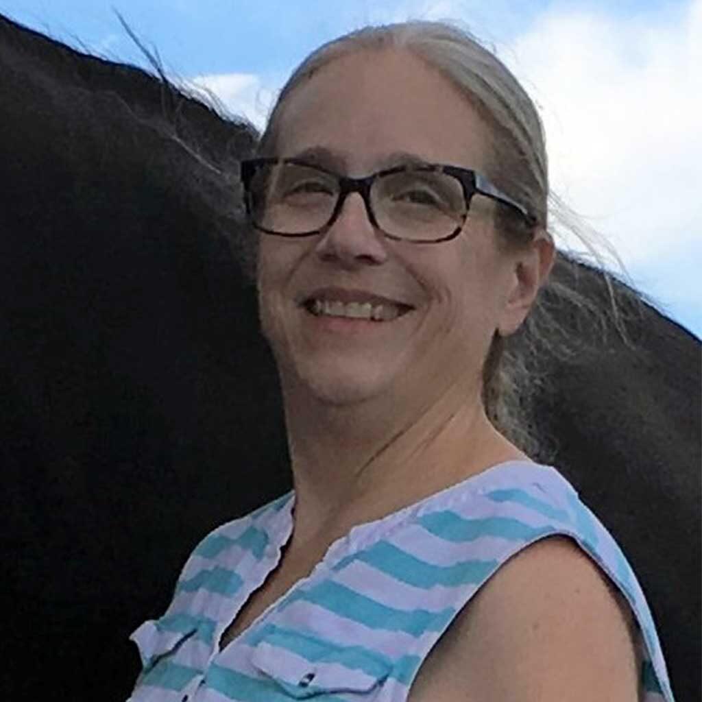 Dawn Brown volunteer since 2013
