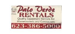 Sponsor Palo Verde Rentals